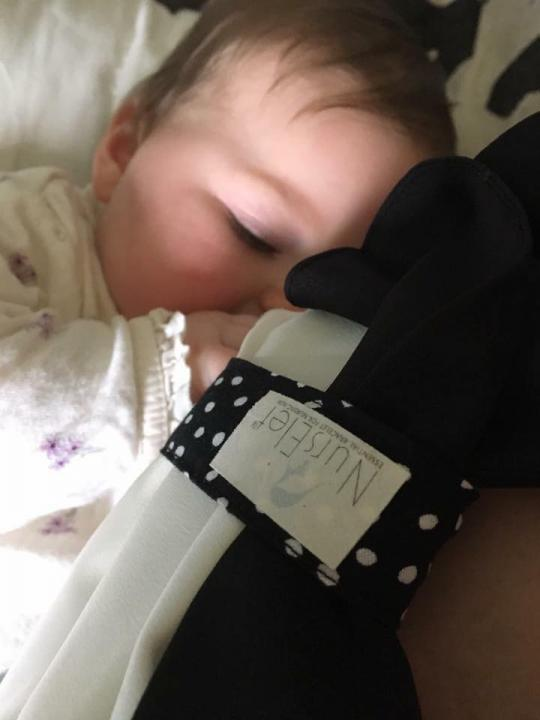 nurselet breastfeeding bracelet