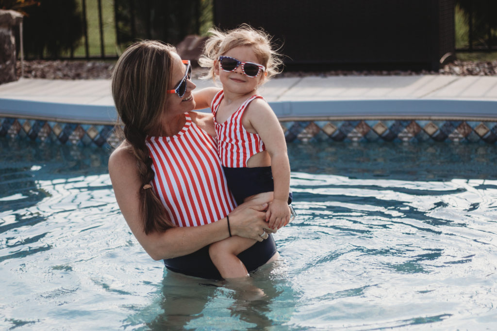 family swimwear