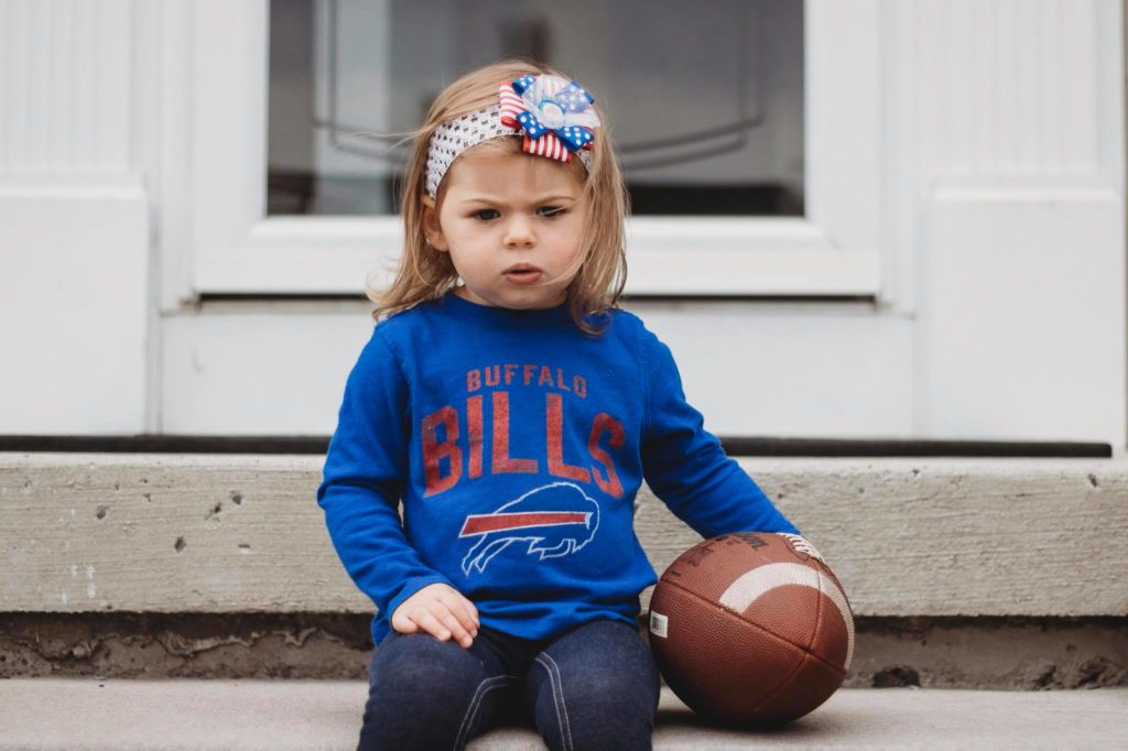 Buffalo Bills Toddler Tee from Kid to Kid